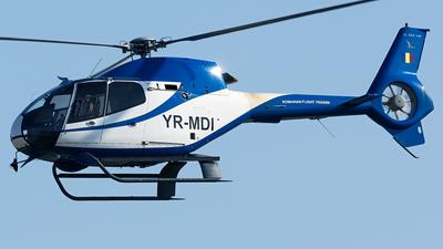 YR-MDI - Eurocopter EC 120B Colibri - Romanian Aviation Academy