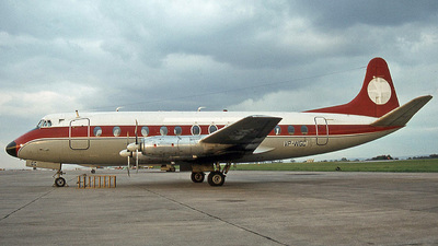 VP-WGC - Vickers Viscount 832 - Untitled