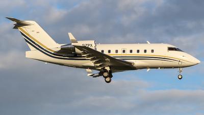 C-GZPX - Bombardier CL-600-2B16 Challenger 604 - Sky Service Aviation