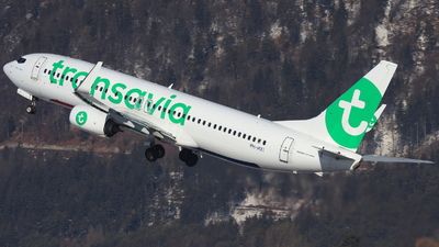 PH-HXI - Boeing 737-8K2 - Transavia Airlines