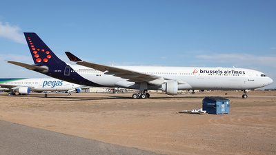 A picture of OOSFV - Airbus A330322 - [0095] - © AviaStar Photography