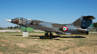 MM6808 - Lockheed F-104S ASA-M Starfighter - Italy - Air Force