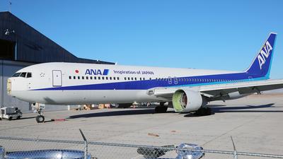 JA8368 - Boeing 767-381 - All Nippon Airways (ANA)