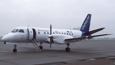 PH-KSB - Saab 340B - KLM Cityhopper