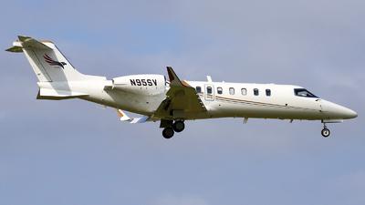 N95SV - Bombardier Learjet 45 - Private
