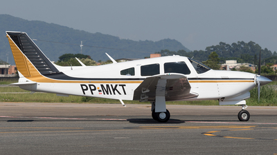 PP-MKT - Piper PA-28R-201T Turbo Cherokee Arrow III - Private
