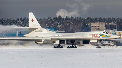 RF-94111 - Tupolev Tu-160 Blackjack - Russia - Air Force