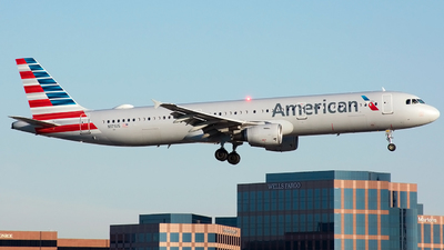 N171US - Airbus A321-211 - American Airlines