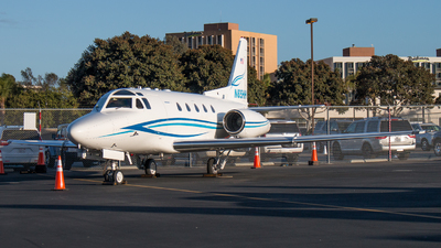 N65HH - Rockwell Sabreliner 65 - Private