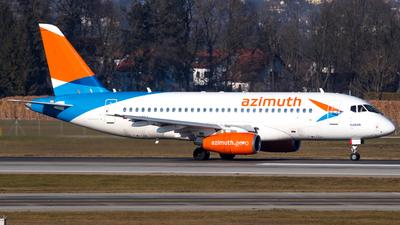 RA-89094 - Sukhoi Superjet 100-95LR - Azimuth Airlines
