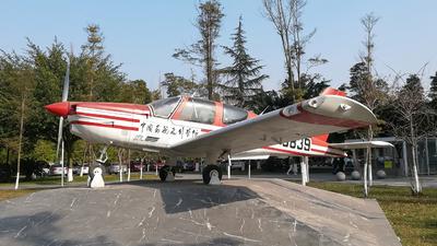 B-8839 - Socata TB-200 Tobago XL - China - Civil Aviation Flight College (CAFC)