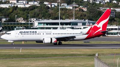 A picture of VHVZX - Boeing 737838 - Qantas - © Lachlan Deans
