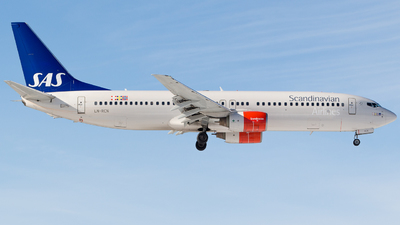 A picture of LNRCN - Boeing 737883 - SAS - © Andre_S