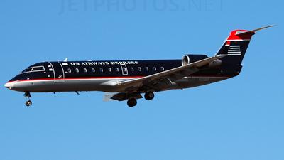 N17156 - Bombardier CRJ-200LR - US Airways Express (Mesa Airlines)