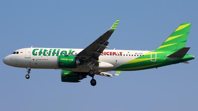 A picture of PKGTK - Airbus A320251N - Citilink - © Taufik Syakirillah