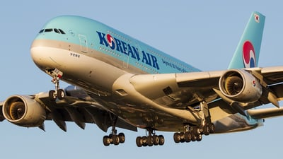 HL7612 - Airbus A380-861 - Korean Air