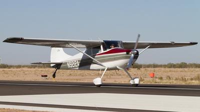 A picture of N9212A - Cessna 170A - [18973] - © Felipe Garcia