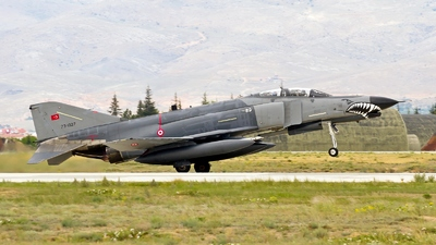 73-1027 - McDonnell Douglas F-4E Phantom II - Turkey - Air Force
