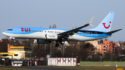 A picture of DATUF - Boeing 7378K5 - TUI fly - © planes_o
