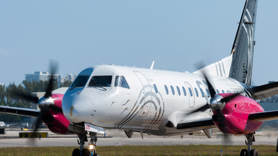 N350AG - Saab 340B - Silver Airways