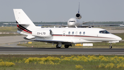 CS-LTD - Cessna Citation Latitude - NetJets Europe