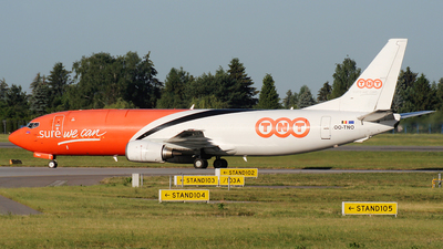 OO-TNO - Boeing 737-49R(SF) - TNT (ASL Airlines)