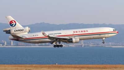 B-2170 - McDonnell Douglas MD-11(F) - China Eastern Cargo