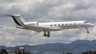 XA-ZTK - Gulfstream G550 - Private