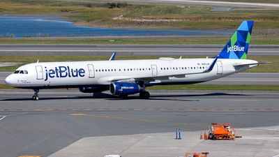 A picture of N913JB - Airbus A321231 - JetBlue Airways - © OCFLT_OMGcat