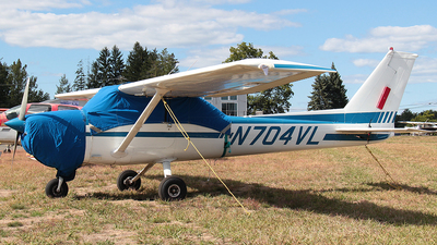 N704VL - Cessna 150M - Private
