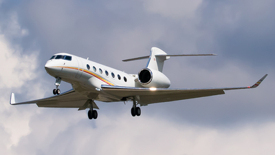 N558GD - Gulfstream G500 - Gulfstream Aerospace