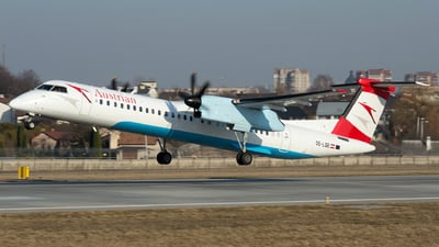 A picture of OELGE - De Havilland Canada Dash 8400 - [4042] - © Yura Tanchyn