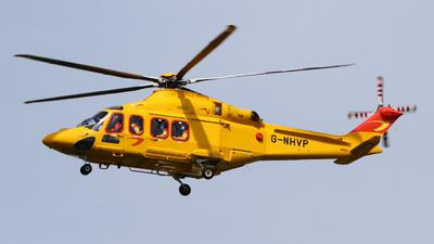 G-NHVP - Agusta-Westland AW-139 - Noordzee Helikopters Vlaanderen (NHV)