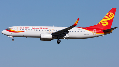 B-5439 - Boeing 737-808 - Hainan Airlines