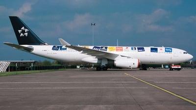 G-WWBD - Airbus A330-243 - bmi British Midland International