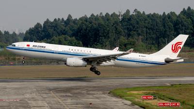 B-5947 - Airbus A330-343 - Air China