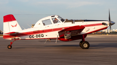 CC-DEQ - Air Tractor AT-802 - Private