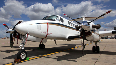 163554 - Beechcraft UC-12F Huron - United States - US Navy (USN)
