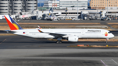 RP-C3507 - Airbus A350-941 - Philippine Airlines