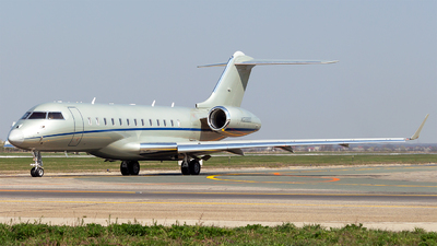 N288DG - Bombardier BD-700-1A10 Global 6000 - Private