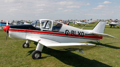 G-BLXO - Jodel D150 Mascaret - Private