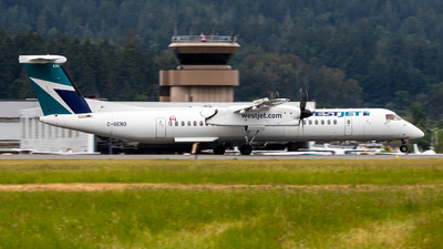 C-GENO - Bombardier Dash 8-Q402 - WestJet Encore