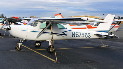 N67563 - Cessna 152 - Private