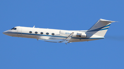 N17LK - Gulfstream G-III - Private