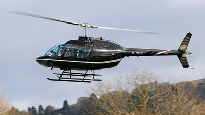 A picture of GTREE - Bell 206B JetRanger III - [2826] - © Brian T Richards