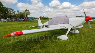 D-EPFN - Vans RV-7 - Private