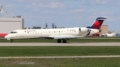 N354CA - Bombardier CRJ-701ER - Delta Connection (Endeavor Air)