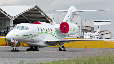 C-FTLS - Cessna 750 Citation X - Private