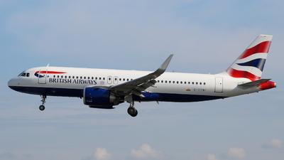 A picture of GTTNI - Airbus A320251N - British Airways - © Pj Mackey
