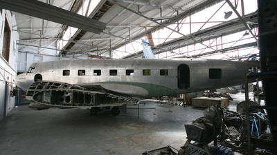 VH-CDZ - Douglas DC-2 - Private